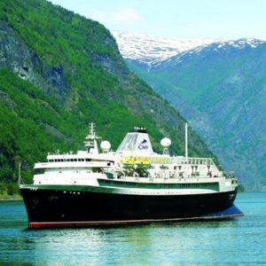 croisière MS Astoria en arctique