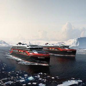 croisière MS Fridtjof Nansen en arctique