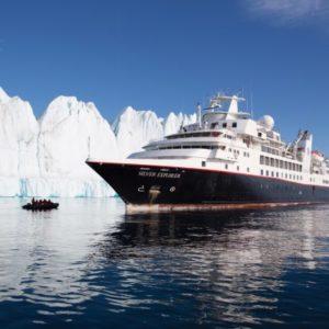 croisière Silver Explorer en arctique