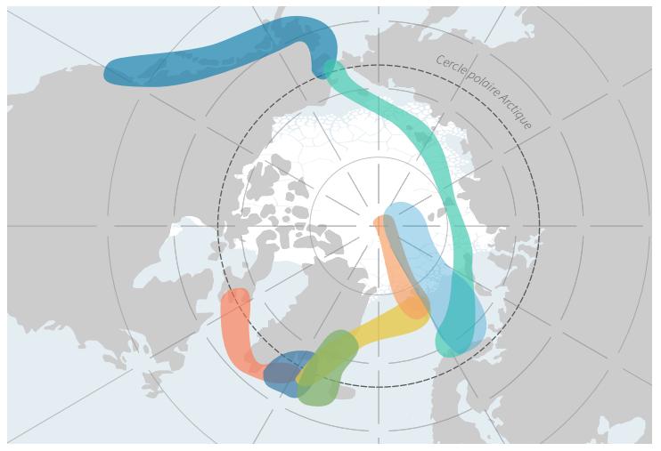 Le pôle Nord - Printemps/Été 2021