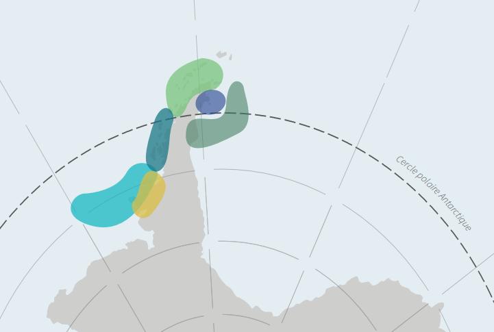 Le pôle Sud - Hiver 2021/2022